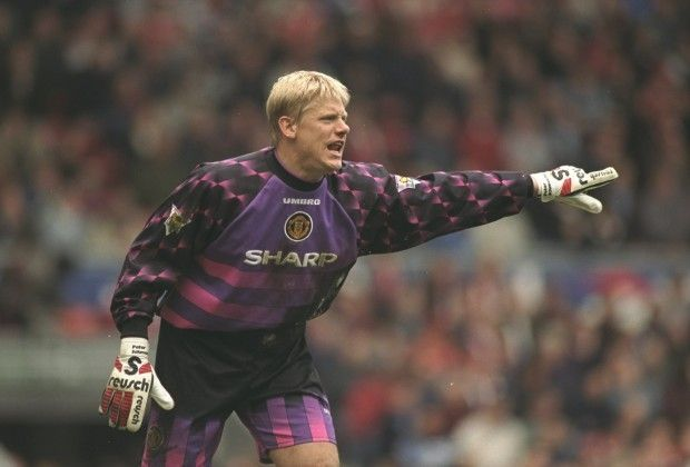 Image result for peter schmeichel manchester united