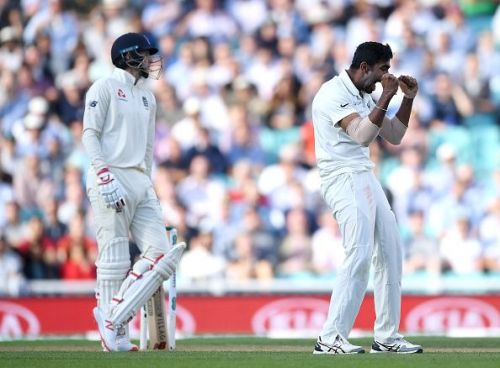 England v India: Specsavers 5th Test - Day One