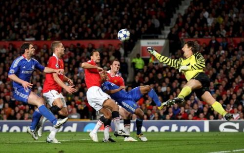 Manchester United v Chelsea - UEFA Champions League