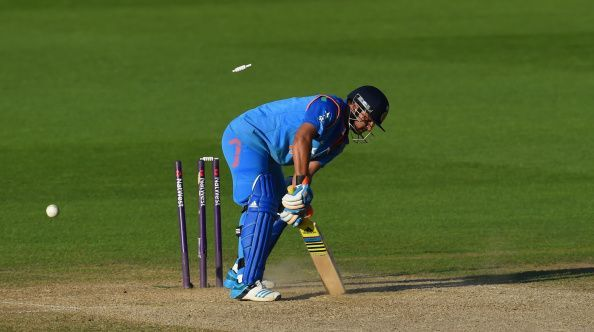 Has road to the World Cup 2019 ended for Suresh Raina?