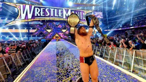 Daniel Bryan has his own showcase mode in WWE 2K19