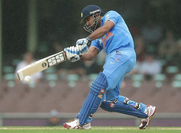 Australia v India: Carlton Mid ODI Tri Series - Game 5