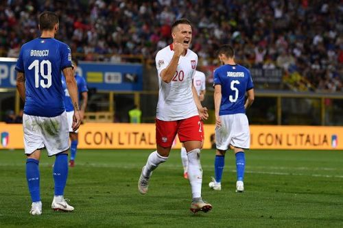 Italy v Poland - UEFA Nations League A
