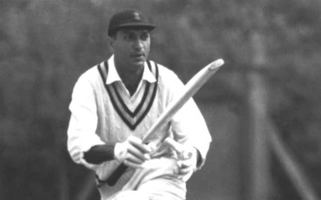 Polly UmrigarIndia Cricket