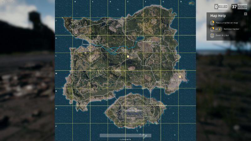 Pubg Map Best Looting Spots In Erangel - pubg
