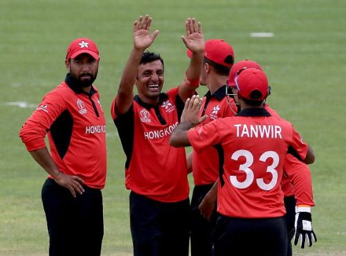 Hong Kong qualified for Asia Cup 2018 after beating UAE in the qualifier