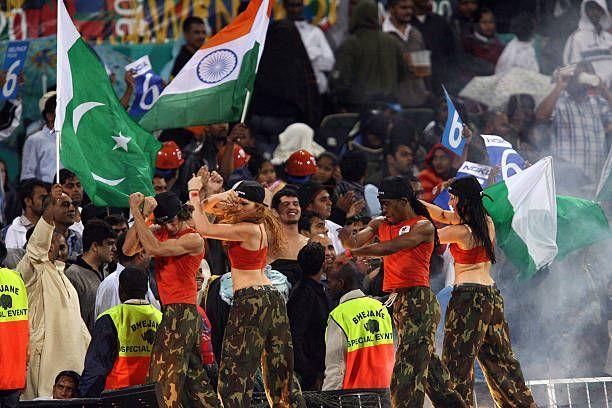India vs Pakistan - 14 September 2007