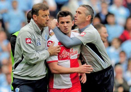 A Red Card, No Problem...