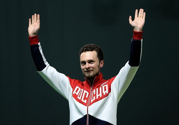Shooting - Olympics: Day 9