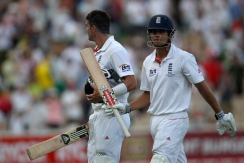 Second Test - Australia v England: Day Two
