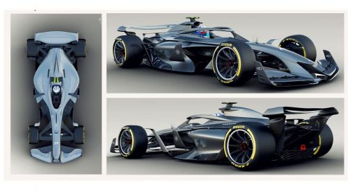 Concept 3 Image credits: F1 official