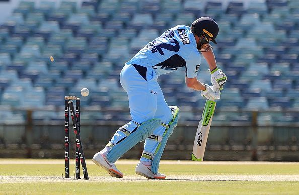 SA v NSW - JLT One Day Cup