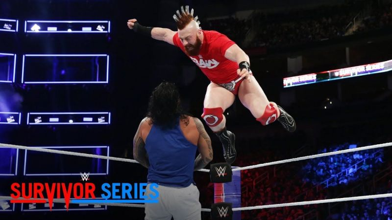 Sheamus and Cesaro can contribute to the heel deficiency on RAW