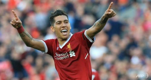 Firmino scored the second for Liverpool, opening his account for this season.