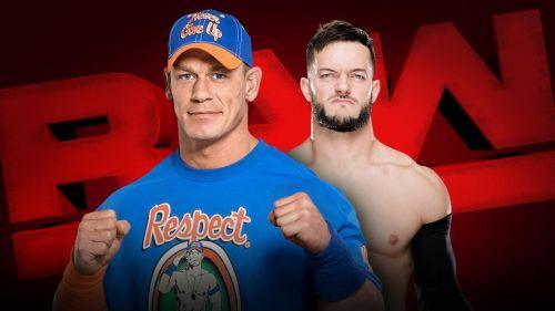 John Cena vs Finn Balor