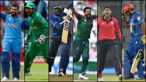 Six teams will battle it out for Asian supremacy