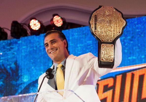 WWE SummerSlam Press Conference