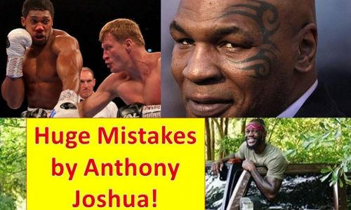 In this article, we look at some of the biggest surprises from Anthony Joshua vs Alexander Povetkin which seem to have gone relatively unnoticed