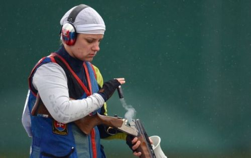 ISSF Shooting World Cup - LOCOG Test Event for London 2012: Day Eight