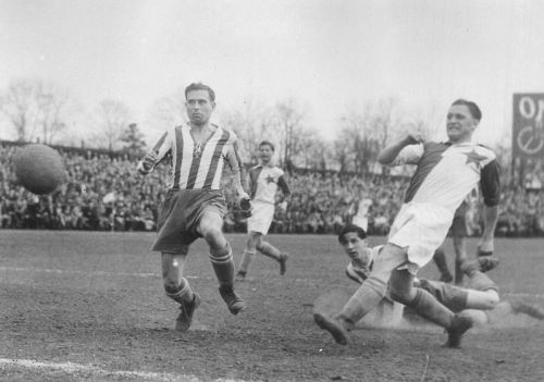 Josef Bican most league goals Europe