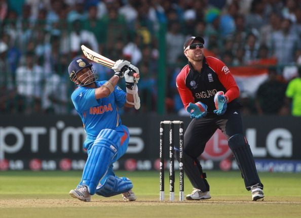 India v England: Group B - 2011 ICC World Cup