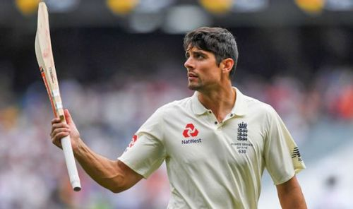 Bon voyage, Alastair Cook
