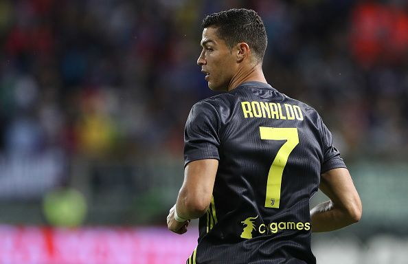 8f33d42e1 Twitter explodes as Cristiano Ronaldo s son scores four goals on his ...