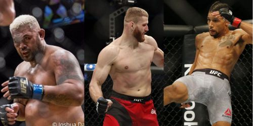 UFC Fight Night 136 had several hidden incidents that you might have missed!