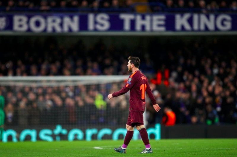Image result for born is the king messi