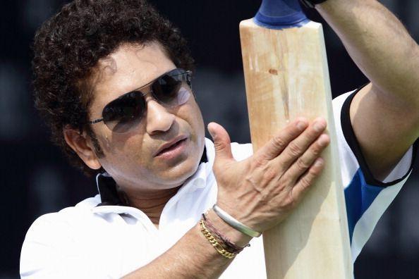 Sachin Tendulkar Holds Masterclass In Singapore
