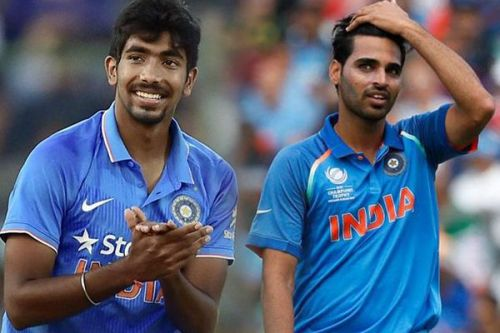 Bumrah and Bhuvi are undoubtedly the best death bowlers at the moment