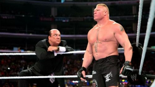 Will Brock Lesnar and Paul Heyman make a statement in Texas?