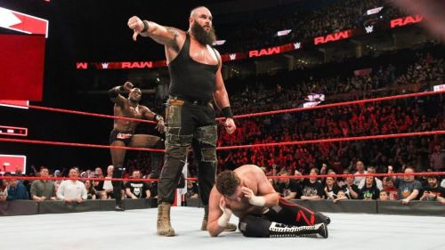 Can Braun Strowman win the big one on Sunday?