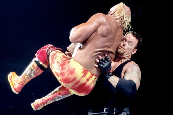 Hulk Hogan could have ended The Undertaker