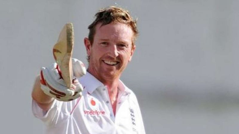 Only man to captain England to an ICC trophy