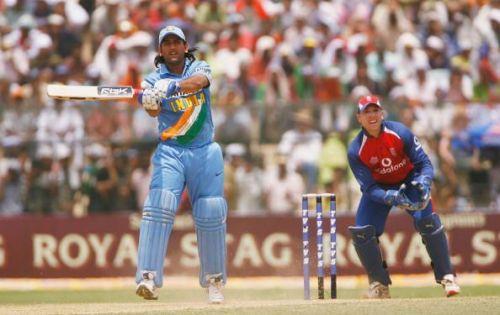 6th ODI: India v England