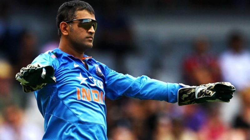 Image result for dhoni captaining