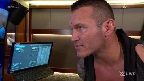 Orton does 'sadistic' better than almost anyone else