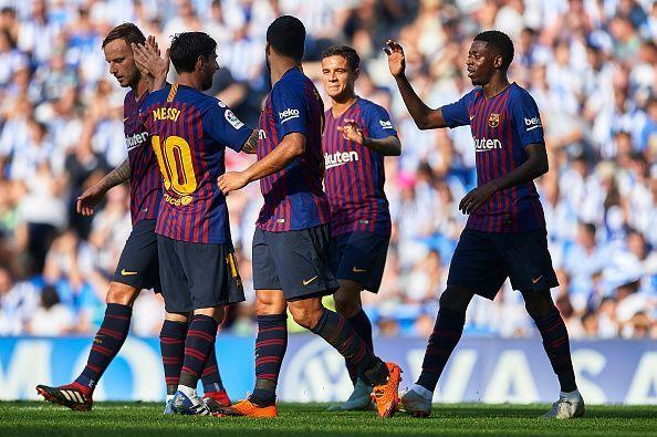Image result for Barcelona vs PSV Eindhoven