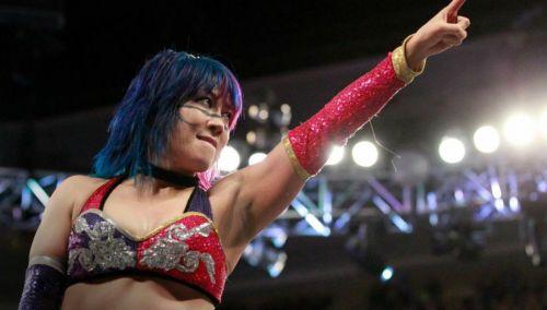 Asuka Royal Rumble winner