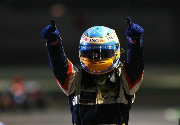 Singapore Formula One Grand Prix: Race