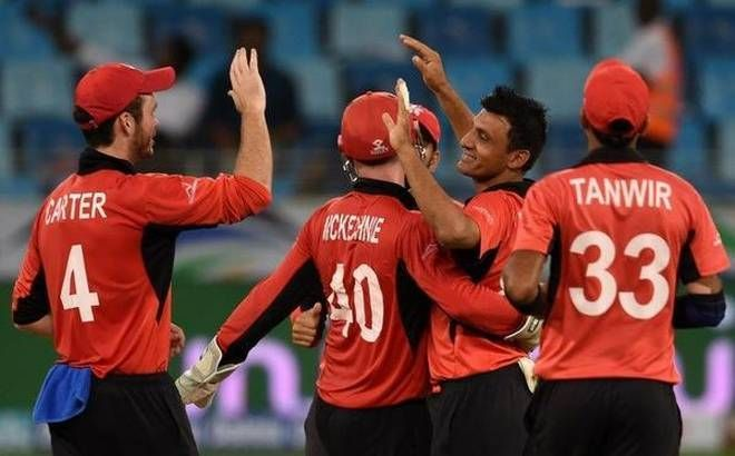 Associates Hong Kong produced their best before a full-member ICC ranked side.