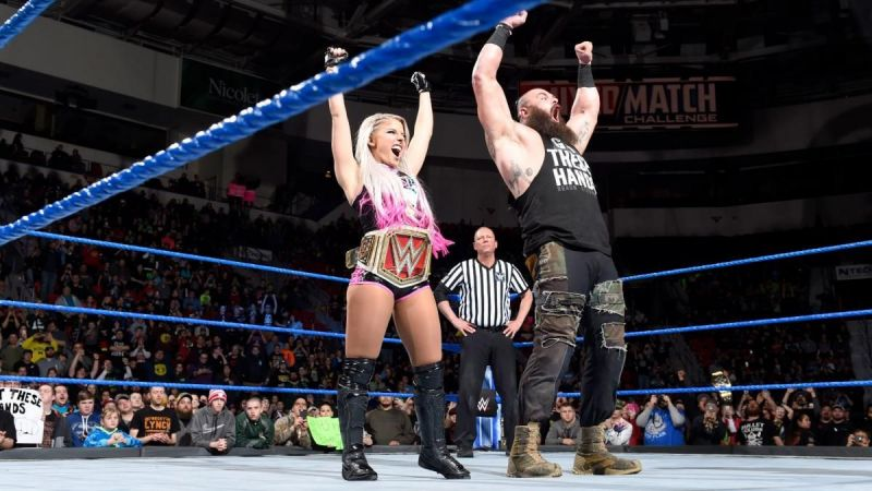 Braun Strowman and Alexa Bliss are set to team up once again!