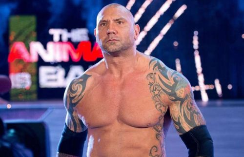 Batista walked away from WWE more than eight years ago