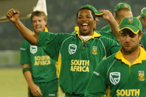 Pakistan v South Africa - Fifth One Day International