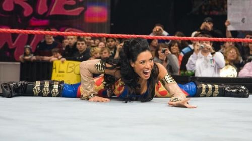 Melina is a former Women's and Divas Champion