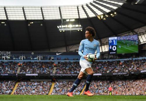 Manchester City v Fulham FC - Premier League