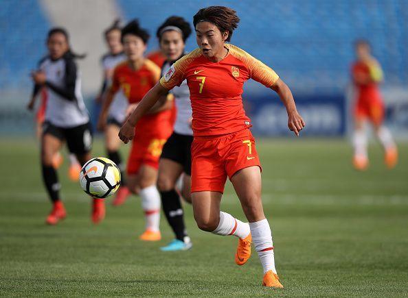 China v Thailand - AFC Women