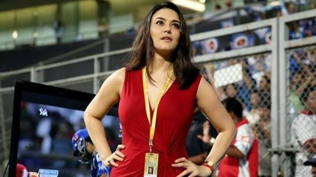 Kxip Owner Preity Zinta Wants Betting To Be Legalised For -5066