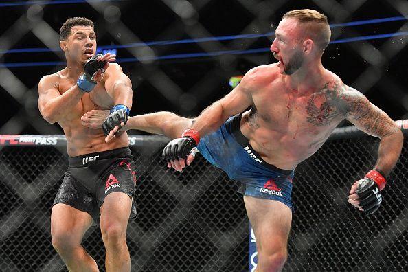 UFC 226: Vannata v Klose
